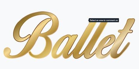 BALLET WEDNESDAYS | BALLET HOLLYWOOD tickets