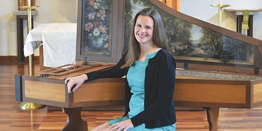 Harpsichord Recital Series: The Dutch Influence with Faythe Vollrath