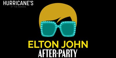Elton John After-Party at Hurricane's