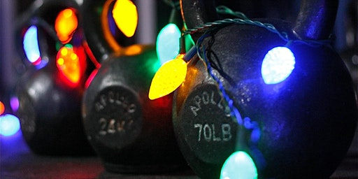 2019 Christmas Throwdown hosted by South Seattle CrossFit