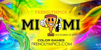 FrenOlympics Color Games