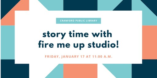Llama Story Time with Fire Me Up Studio