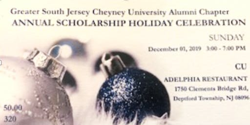 Greater South Jersey Cheyney University Alumni Holiday Celebration