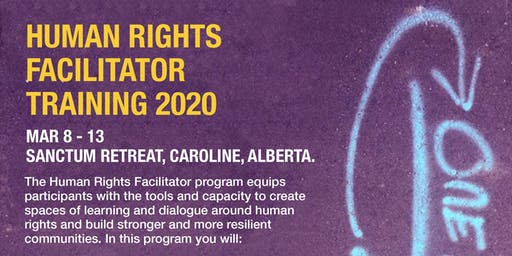 Human Rights Facilitator Training