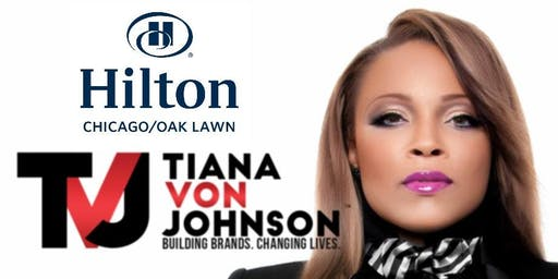 Derrick Seymour Presents......Millionaire Mastery Business & Marketing Conference CHICAGO with Tiana Von Johnson!
