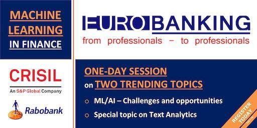 Eurobanking 2019 @ Utrecht, Netherlands