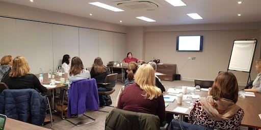 Gift Aid Essentials 2-Day Workshop Wellington, Somerset