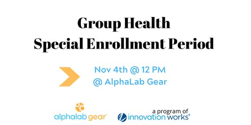 Group Health Special Enrollment Period
