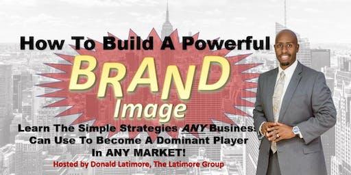FREE Business Branding Workshop