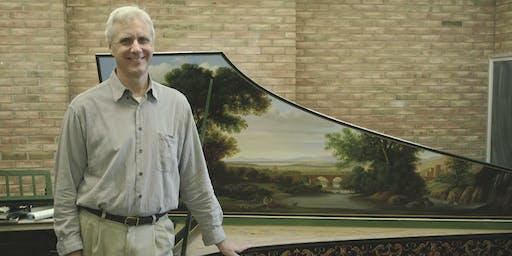 The Brilliant Harpsichord with Edward Parmentier, harpsichord