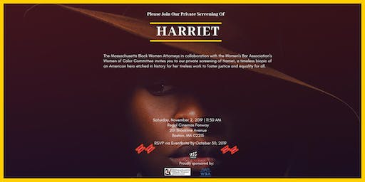 "Private Screening of ""Harriet"""