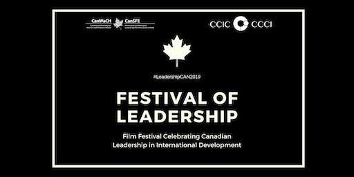 Festival of Leadership | Festival du leadership