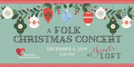 A Folk Christmas Concert tickets