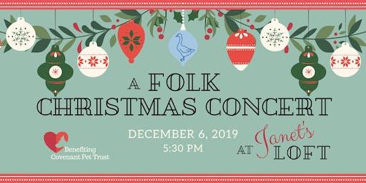A Folk Christmas Concert