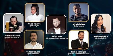Workshop: De Empreendedor para Empreendedor ingressos