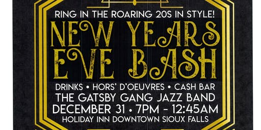 Tull's Roaring 20's New Years Eve Party