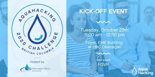 Kick-Off  Event AquaHacking Challenge BC-2020