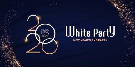 Magic Village White Party 2020 bilhetes