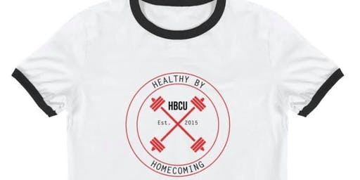 Healthy By Homecoming 2019 Workout!