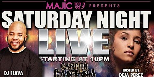 Saturday Night live w/ Majic DC