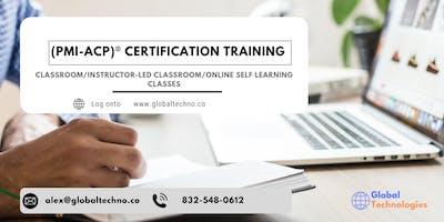 PMI-ACP Classroom Training in Winston Salem, NC