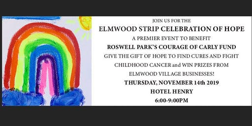 Elmwood Strip Celebration of Hope and Holiday Kick Off Party