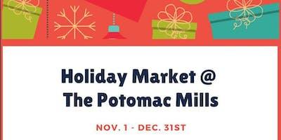 Holiday Market @ The Potomac Mills