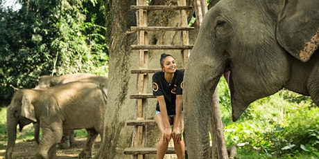 World Animal Protection fundraiser for World Elephant Day tickets