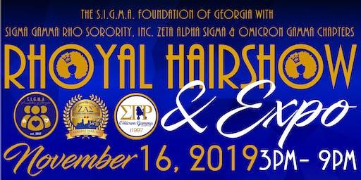 Rhoyal Hair Show and Expo