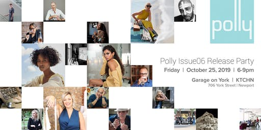 Polly Magazine Special FASHION AND DESIGN Issue Release Party