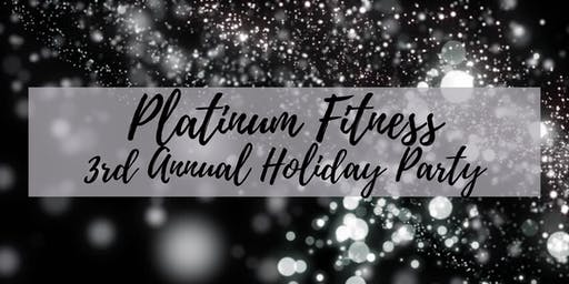 Platinum Fitness Client Holiday Party