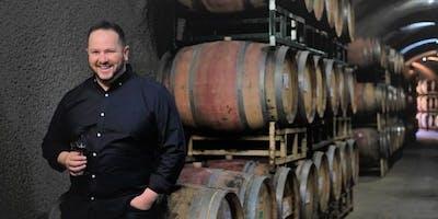 Pop up Winemaker Visit! J9 Wine Bar Welcomes Manny Frias Jr. of Frias Family Vineyards