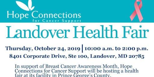 Landover Health Fair