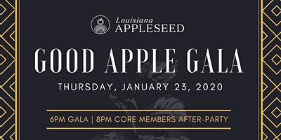 2020 Good Apple Gala