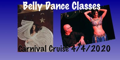 Instructional Belly Dance Class on Carnival Inspiration