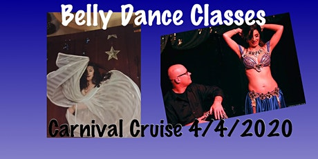 Instructional Belly Dance Class on Carnival Inspiration tickets