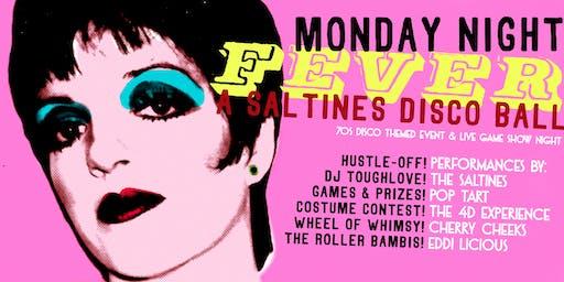 Monday Night Fever: A Saltines Disco Ball!