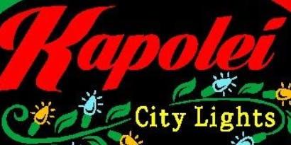 Kapolei City Lights KP Volunteer Sign Up