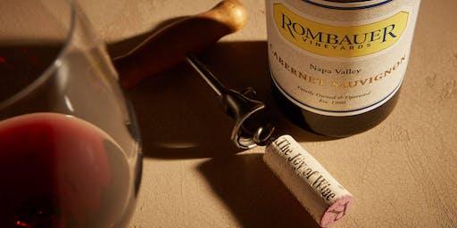 Rombauer Wine Tasting Event