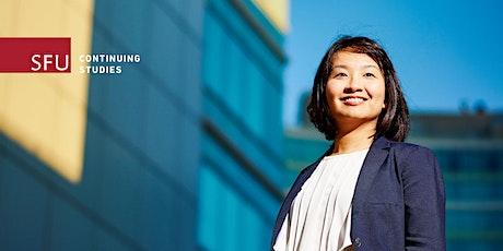 SFU Chinese/English Interpretation Translation Diploma Online Info Session–Feb 18 tickets