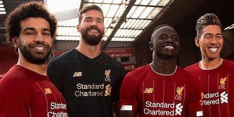 Liverpool FC Street Soccer (Free!) Tiverton tickets