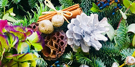 Christmas Table Decoration Workshop and Afternoon Tea tickets