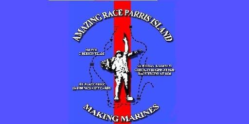Amazing Race, MCRD Parris Island