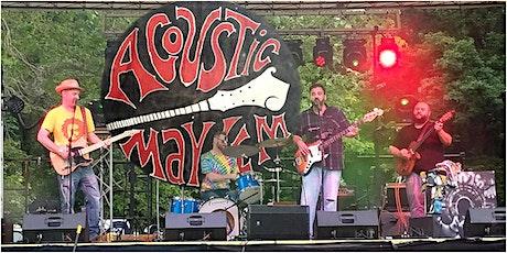 """Acoustic Mayhem - Original Folk / Country / Americana  -- """"Plugged In""""  tickets"""