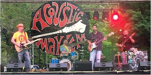 """Acoustic Mayhem - Original Folk / Country / Americana  -- """"Plugged In"""""""