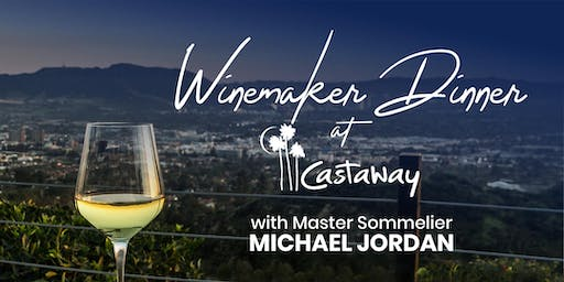 WineMaker Dinner with Master Sommelier Michael Jordan