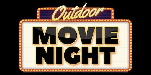 Movie Night Down On The Farm