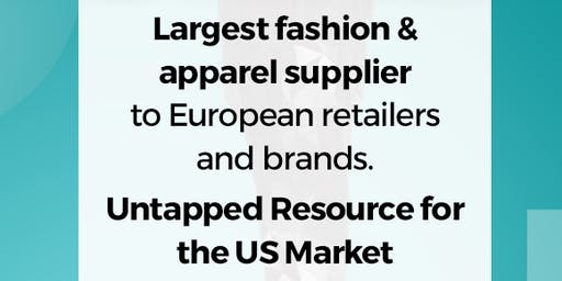Rediscovering Turkey as a great apparel supplier