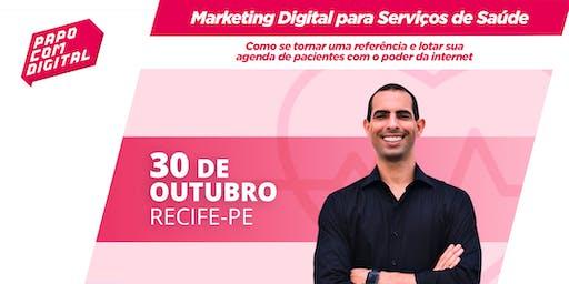 Papo com Digital - Marketing Digital para Serviços de Saúde - Derby