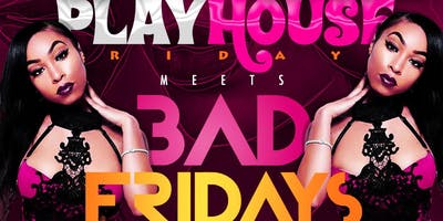 PLAYHOUSE FRIDAY ATLAFTERDARK